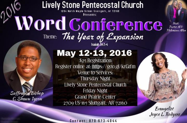 2016 Word Conference